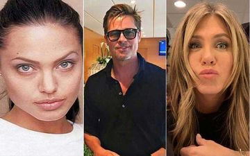 Angelina Jolie To Drag Jennifer Aniston To Court After Brad Pitt Introduced Her To Kids? Read The TRUTH
