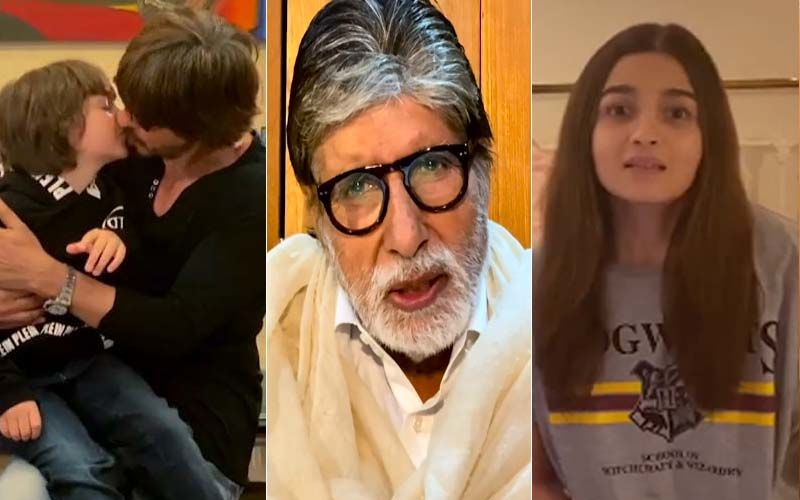 I For India: Amitabh Bachchan Remembers Rishi Kapoor, Alia Bhatt Croons 'Ek Kudi'; Shah Rukh Khan's Bella Ciao Rendition Finishes Show With Flourish