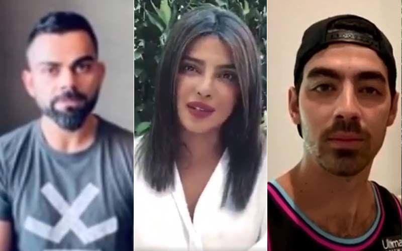 I For India: Priyanka Chopra Condemns Attacks On Healthcare Workers, Nick-Joe Jonas Join In; Virat-Anushka Applaud Frontline Workers - WATCH