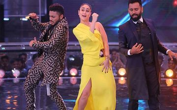 Kareena Kapoor Sets The Stage On Fire As She Recreates The Hit Number Mauja Hi Mauja On A Dance Show