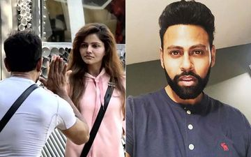 Bigg Boss 14: Post Rubina Dilaik- Eijaz Khan's Hi-Five Spat, VJ Andy QUESTIONS: 'Why Can't A Woman Decide What's Acceptable And Who Touches Her?'