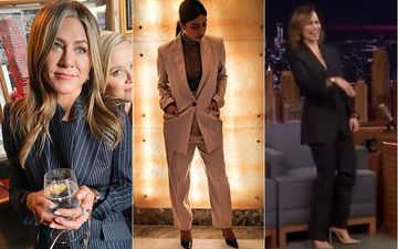 HOLLYWOOD's HOT METER: Priyanka Chopra, Jennifer Aniston Or Emilia Clarke- Boss Ladies Rocking The Power Suit
