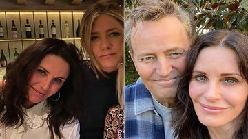 Friends Stars Jennifer Aniston And Courtney Cox Abandoned Co-Star Matthew Perry?