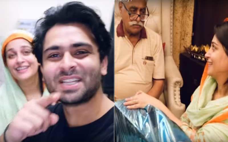 Dipika Kakkar Cooks Chicken Korma, Jeera Rice For Her Father; Shoaib Ibrahim Shares Video Titled 'Sasurji Ghar Aayee'-WATCH
