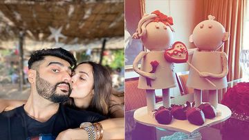 Valentine's Day 2020: Lovebirds Malaika Arora And Arjun Kapoor Are Spending The Day Of Love Together, We Have Proof