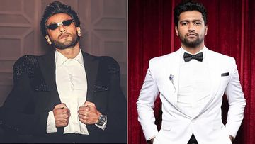 Filmfare Awards 2020: Ranveer Singh-Vicky Kaushal Groove To The Beats Of The Song Malhari And We Can't Keep Calm-Watch