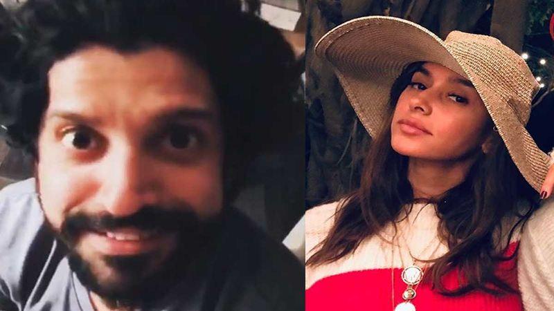 Farhan Akhtar Shares Funny Superhero Video With Daughter Akira Akhtar, GF Shibani Dandekar Calls It EPIC