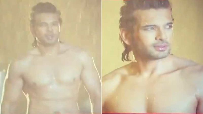 Karan Kundrra Shares A Drool-Worthy Video Showing Off His Abs; Why So Hot Mister? Watch