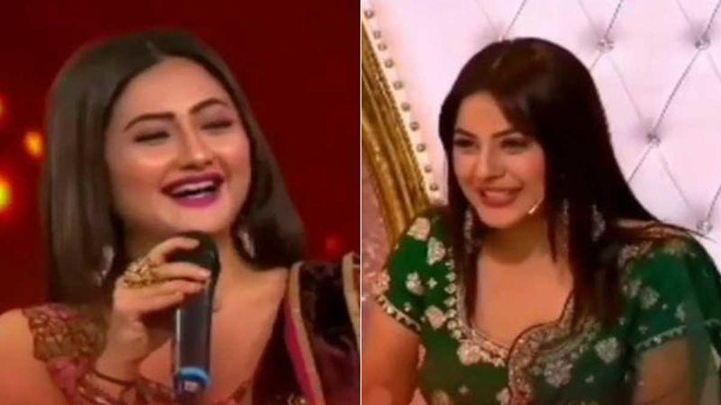Mujhse Shaadi Karoge: After Sidharth Shukla, Rashami Desai Shows Up To Support Shehnaaz Gill; BB 13 Feels Are Back