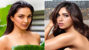 Bhumi Pednekar Vs Kiara Advani- Who Nailed The Nude Photoshoot For Dabboo Ratnani Calendar 2020?