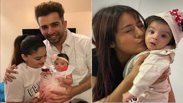 Mujhse Shaadi Karoge: Mahhi Vij - Jay Bhanushali's Daughter Tara's Pic With Massi Shehnaaz Gill Is The Cutest