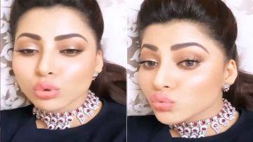 Urvashi Rautela Mimics Delhi Girls During Valentine's Week; Netizens Think She's HIGH On Something- Watch