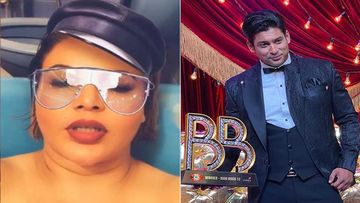Rakhi Sawant Posts TOPLESS Video Message For BB 13 Winner Sidharth Shukla; Can't Wait To Meet Him At The Gym