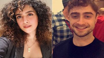 Harry Potter Daniel Radcliffe Records A Special Birthday Wish For Sanya Malhotra; Is This For Real?