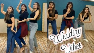 Shweta Tiwari Shows-Off Belly Dancing Moves With Daughter Palak Tiwari; Who Looks Younger We Can't Decide