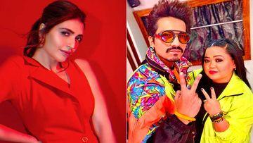 Khatron Ke Khiladi 10: Karishma Tanna Gets A 'Proposal' From Bharti Singh's Husband Haarsh; 'Meri Doosri Shaadi Tumhi Se Hogi, Come To Me Baby'
