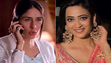 Mere Dad Ki Dulhan: Shweta Tiwari Burns Her Palms While Recreating Kareena Kapoor Khan's Jab We Net Scene; Deets Inside