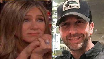 Friends Co-Stars Jennifer Aniston Aka Rachel And David Schwimmer Aka Ross Had A Secret Relationship?