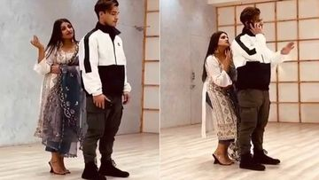 Kalla Sohna Nai BTS Video: Himanshi Khurrana's Masti And Asim Riaz's Nervousness Is Adorbs-WATCH