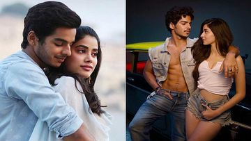 After Breakup With Janhvi Kapoor, Is Ishaan Khatter Dating His Khaali Peeli Co-Star Ananya Panday?