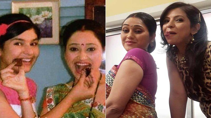 Taarak Mehta Ka Ooltah Chashma: Nostalgic UNSEEN Moments Featuring Disha Vakani That Will Give You Dayaben FOMO