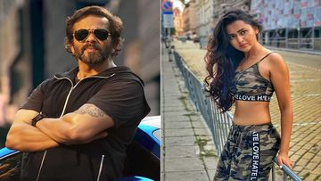 Khatron Ke Khiladi 10: Tejasswi Prakash Gets Upset With Rohit Shetty After He CRUSHES Her Phone In A Grinder