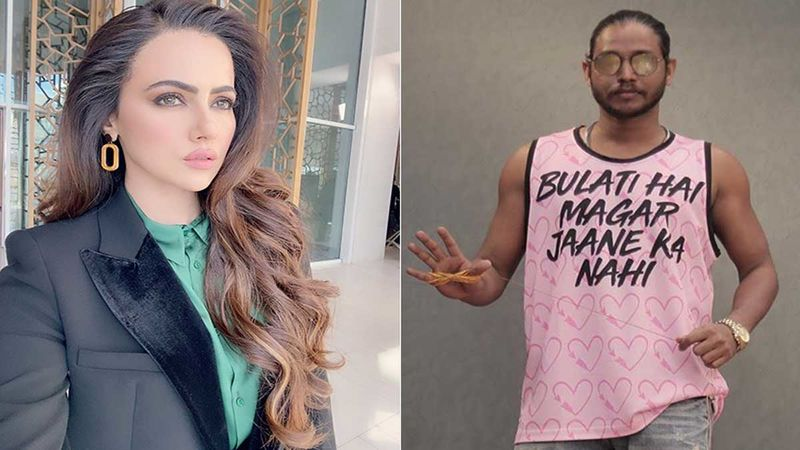 Sana Khaan's Ex Melvin Louis LEAKS Audio Of Phone Conversation With Her; She Says 'I Have To Humiliate You To Feel Better'