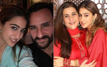 Saif Ali Khan Refuses To Help Daughter Sara Ali Khan In Bollywood Drug Probe; Blames Ex-Wife Amrita Singh For The Mess? Deets INSIDE