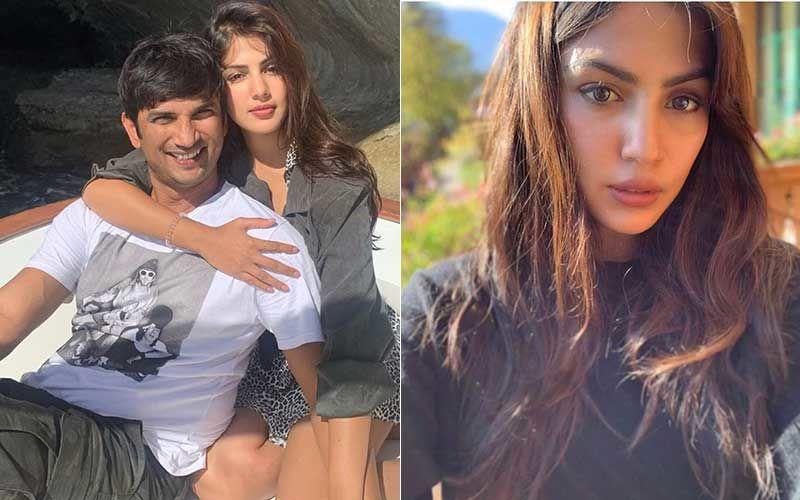 Filmmakers Set To Make A Tell-All Biopic On Late Sushant Singh Rajput's Girlfriend Rhea Chakraborty? Deets INSIDE