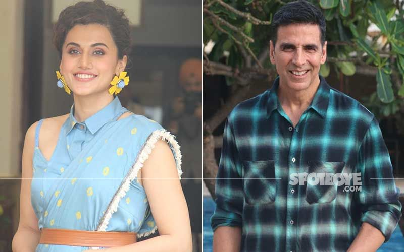 Taapsee Pannu Celebrates 6 Years Of Baby; Akshay Kumar Reacts, 'Proud Of You And Your Journey'