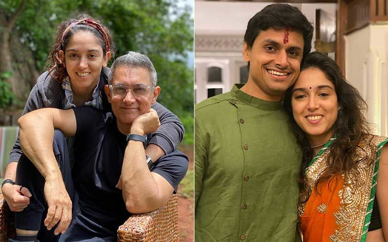 Aamir Khan's Daughter Ira Khan Finds Love Again; Star Kid Is Dating Her Dad's Fitness Coach Since 6 Months-REPORTS