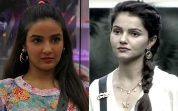 Bigg Boss 14: Jasmin Bhasin Ends Her Friendship With Rubina Dilaik After A War of Words; Screams And Declares 'It's Over'