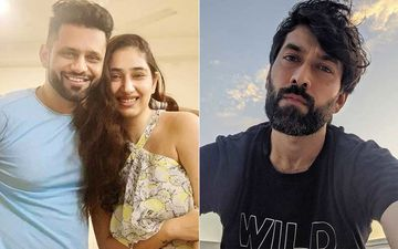 Bigg Boss 14: Rahul Vaidya's Ladylove Disha Parmar Says 'BB14 BELONGS TO RAHUL'; Nakuul Mehta Cheekily Adds 'Also Disha'
