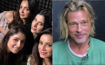 Fabulous Lives Of Bollywood Wives: Bhavana Panday, Maheep Kapoor, Seema Khan And Neelam Kothari Reveal How They Would React If Brad Pitt Hit On Them-WATCH