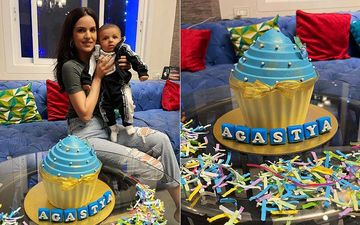 Hardik Pandya's Son Agastya Turns 4-Month Old; Wife Natasa Stankovic Shares Adorable Pics From Celebrations