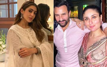 When Sara Ali Khan Revealed She Asked Dad Saif Ali Khan If She Could Call Kareena Kapoor Khan 'Aunty'; Actor's Best Reaction Will Leave You In Splits