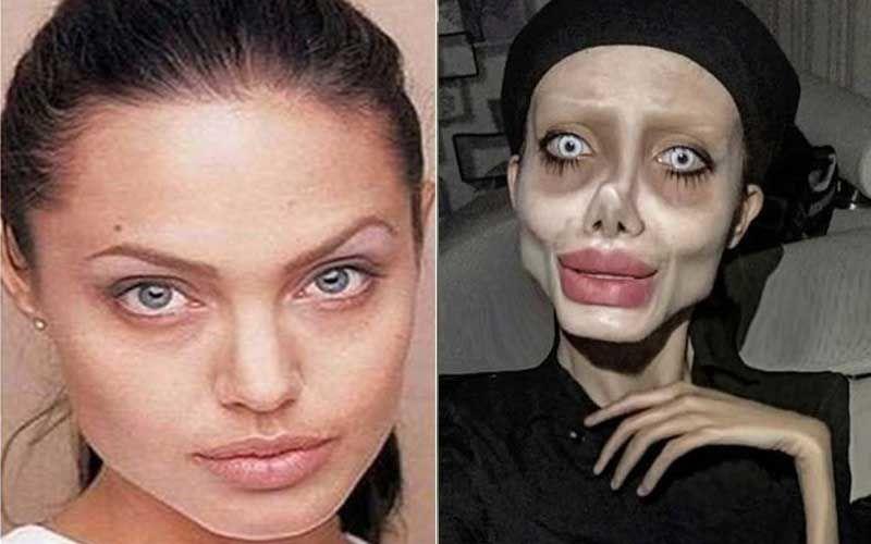 Angelina Jolie's Lookalike Sahar Tabar Sentenced To 10 Years In Jail-REPORT