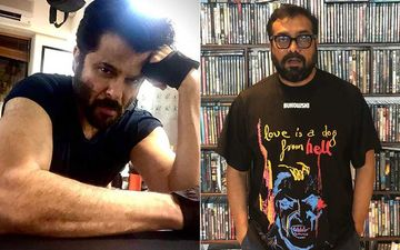 AK Vs AK: Anil Kapoor-Anurag Kashyap SWAP Houses And Tear Each Other Down As They Give Fans Home Tours-VIDEO