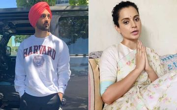 Farmers Protest: Diljit Dosanjh Takes A Dig At Kangana Ranaut During His Speech; Says 'Hindi Main Bhi Bol Raha Hun, Phir Badh Me Google Na Karna Pade'