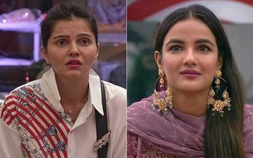 Bigg Boss 14: Rubina Dilaik Breaks Into Tears After Jasmin Bhasin's Eviction; Regrets Not Clearing Misunderstandings, Says 'I Am Sorry Jasmin'