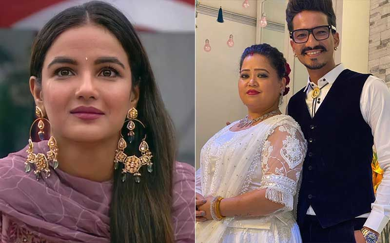 Bigg Boss 14: Evicted Contestant Jasmin Bhasin Throws A Dinner Party For Friends; Bharti Singh, Haarsh Limbachiyaa Attend