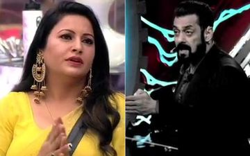 Bigg Boss 14: Salman Khan Questions Sonali Phogat For Using Cuss Words And Threatening Rubina Dilaik And Nikki Tamboli; Host Says 'What Will Your Men Do?'