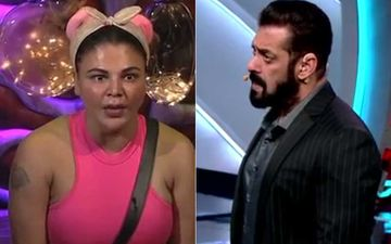 Bigg Boss 14: Salman Khan Advises Rakhi Sawant To Draw A Line Between Vulgarity And Entertainment; Reacts To Her 'Do Baagh Do Bangle' Remark