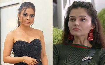 Bigg Boss 14: Devoleena Bhattacharjee On Rubina Dilaik Showing Her Pinky; Says 'In Our Season People Have Shown Middle Finger Many Times'