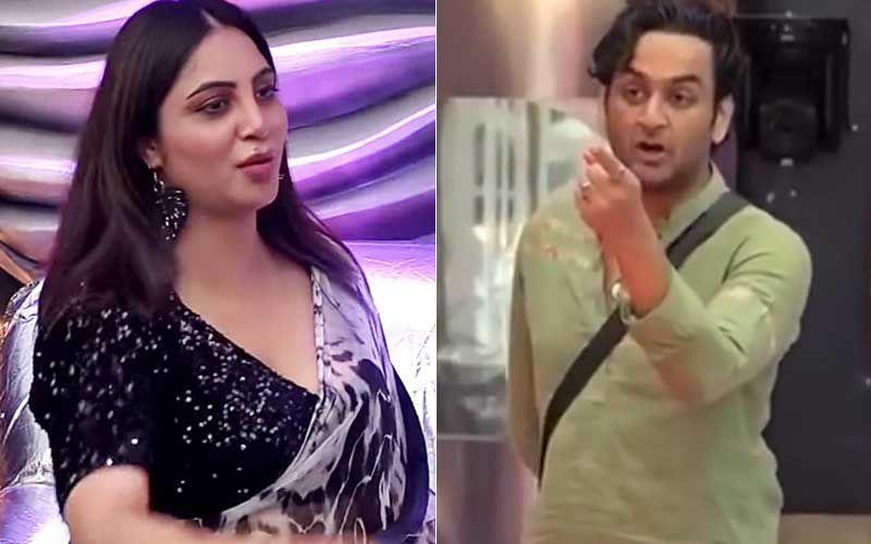 Bigg Boss 14: After Vikas Gupta Accuses Arshi Khan Of Blackmailing Him, Fan Shares Video Proving His Claim-WATCH