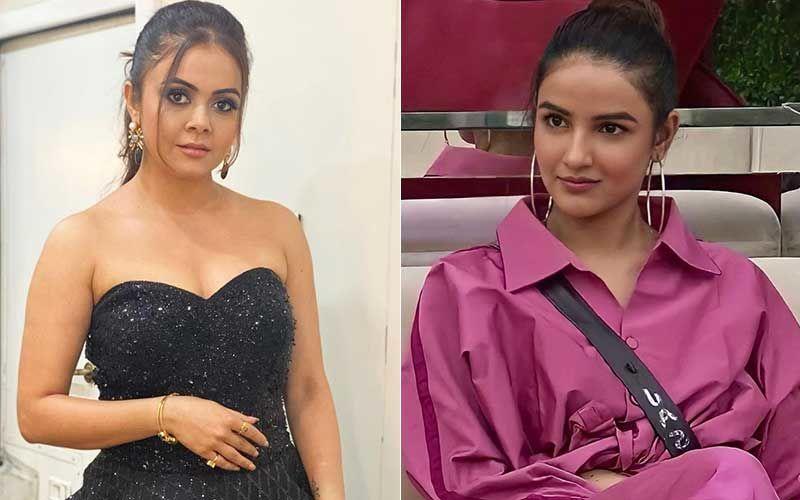 Bigg Boss 14: Devoleena Bhattacharjee Celebrates As Salman Khan Cuts Jasmin Bhasin To Size; Says 'Ghamand Chaknachur Hone Main Der Nahi Lagti Miss Bhasin'