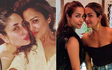 Amrita Arora Birthday: Kareena Kapoor Khan Drops A Heartfelt Wish For Her 'Golden Girl' And Shares Treasured Photo; Malaika Arora Sends Love To Little Sis