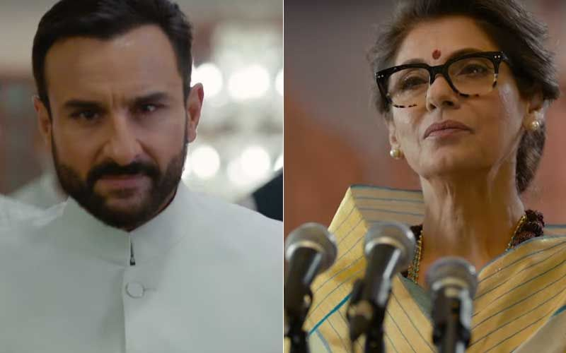 Tandav Trailer Out: Saif Ali Khan And Dimple Kapadia Shine; Makers Announce The Release Date