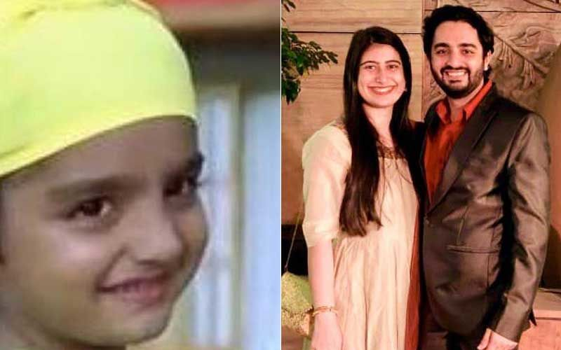 Kuch Kuch Hota Hai's Child Actor Parzaan Dastur Marries GF Delna Shroff; Shares Adorable Pics From Their Traditional Parsi Ceremony