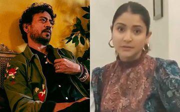 Irrfan Khan's Birth Anniversary: Anushka Sharma Remembers The Late Actor; Calls Him 'Legendary Figure Of The Industry'